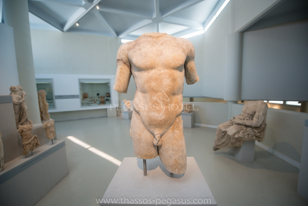 Archeological Museum of Thassos