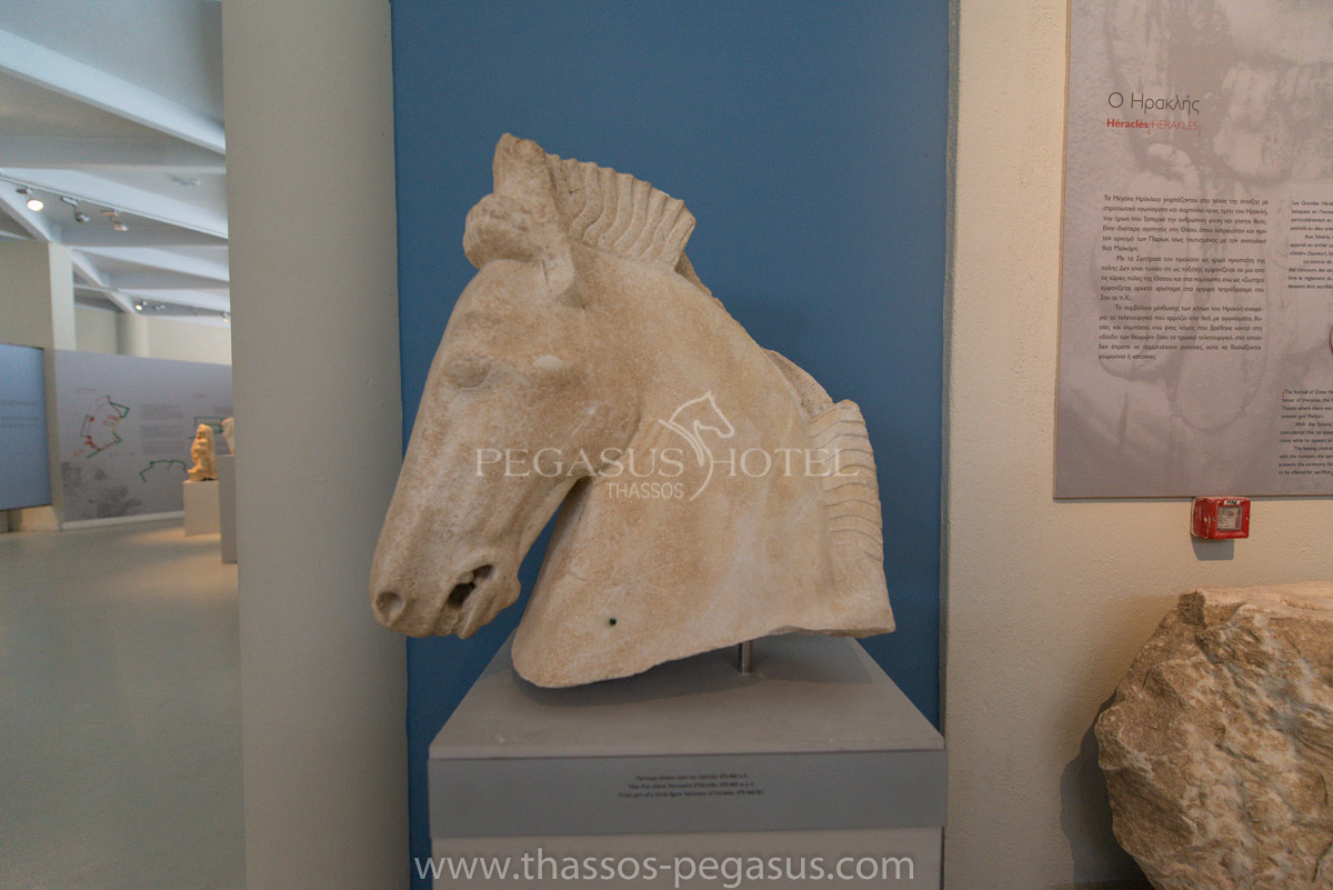 Archeological Museum of Thassos - Pegasus